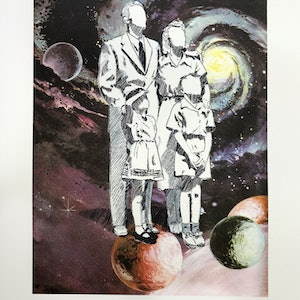 (CreativeWork) 'Wonder Full', edition 1 of 5 by P. James Bryans. print. Shop online at Bluethumb.