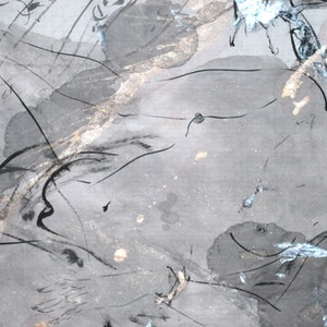 (CreativeWork) Looking The Wind by Earthstone Chu. arcylic-painting. Shop online at Bluethumb.