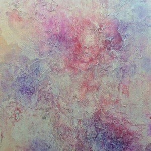 (CreativeWork) Peony by Krystie Taylor. mixed-media. Shop online at Bluethumb.