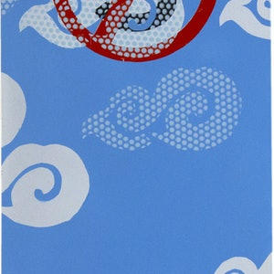 (CreativeWork) Cloud No. 3 by Jo Ryan. other-media. Shop online at Bluethumb.