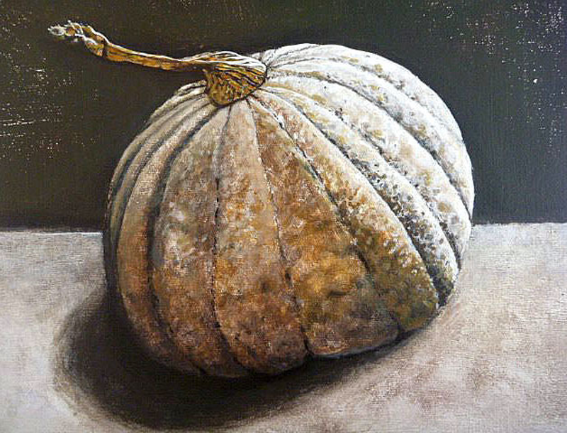 (CreativeWork) HARVEST TIME by LOUISE GROVE WIECHERS. arcylic-painting. Shop online at Bluethumb.