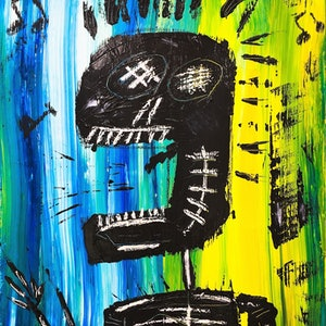 (CreativeWork) Sing and Shout by Leith Kennedy. mixed-media. Shop online at Bluethumb.