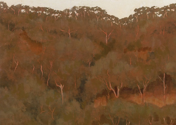 (CreativeWork) Stradbroke's Canaipa Passage by Abramo Papp. Oil Paint. Shop online at Bluethumb.