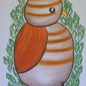 (CreativeWork) What Bird is That? by Tracey Murrell. other-media. Shop online at Bluethumb.